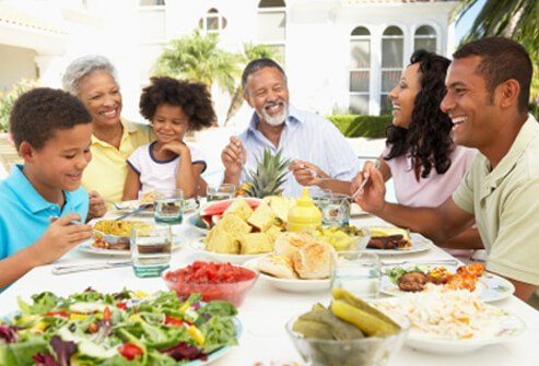 Healthy eating can be a challenge for busy families, especially for those with children.