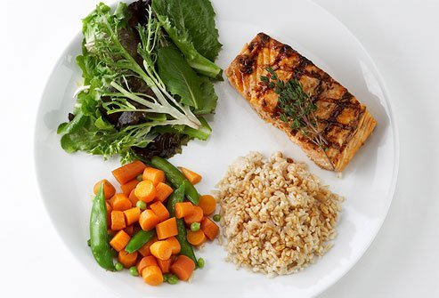 Manage your condition with smart food choices.