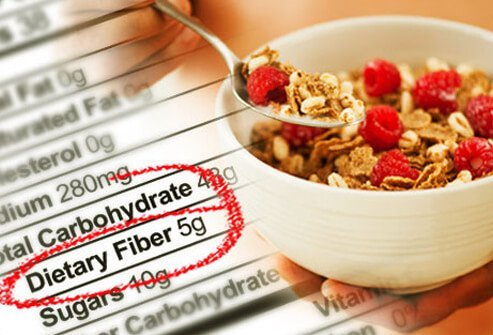 Fiber can help lower cholesterol, prevent constipation, and improve digestion.