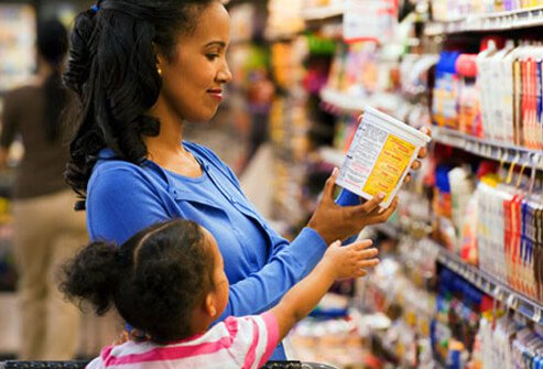 Along with the fruits, vegetables, beans, nuts, and whole grains in your diet, some packaged foods have fiber.
