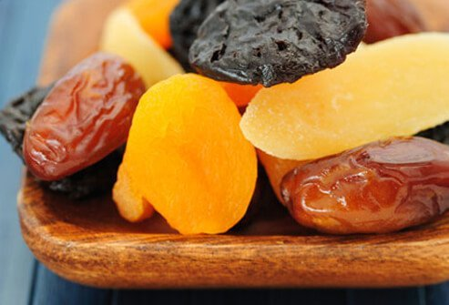 Prunes are well-known for the way they can help digestion.