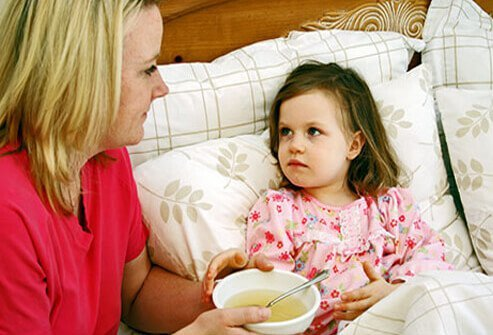 A painful sore throat can make kids miserable in a hurry.
