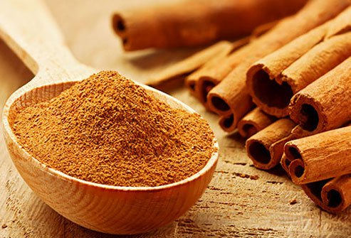 There's no solid evidence that cinnamon helps control blood sugar.