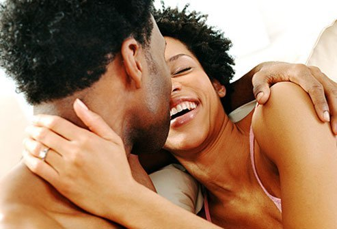 Sex boosts heart health, improves mood, and eases pain and stress.