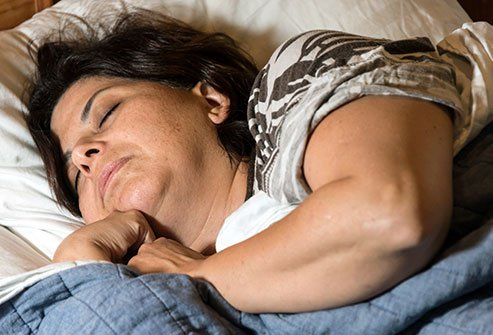 The risk of obstructive sleep apnea (OSA) increases in women during and after menopause.
