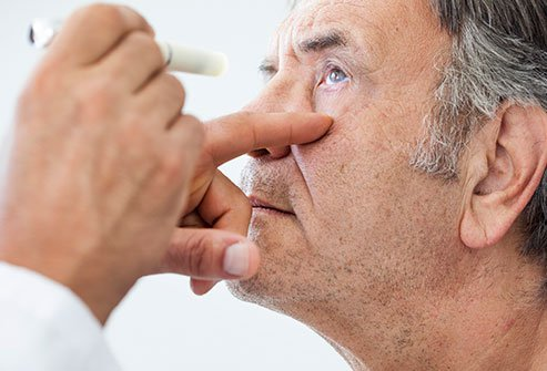 Shorter people are more likely to develop glaucoma.