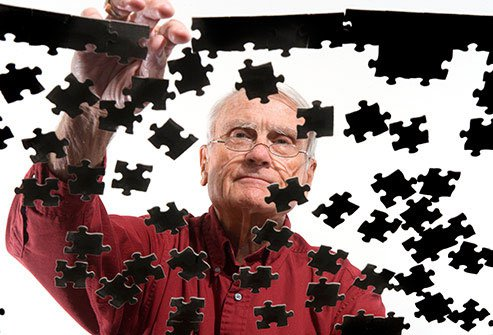 Shorter men and women are more likely to develop Alzheimer's disease.