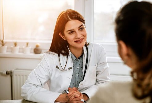 Talk to your doctor about any issues with your sex drive.