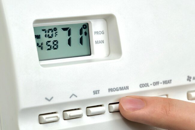 Use air conditioning or fans to keep indoor temperatures cool.