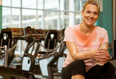Exercise is great for your health, but it also causes sweatiness.