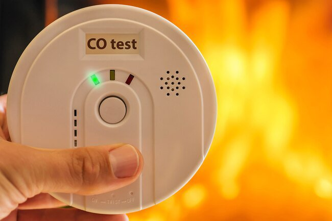 Carbon monoxide has no odor and can cause significant problems if levels of it build up inside the home.