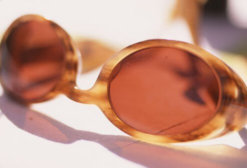 Photo of sunglasses.