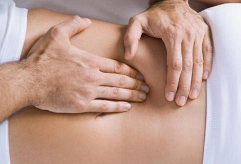Spinal manipulation is used by chiropractors and osteopathic physicians to treat low back pain in selected patients.