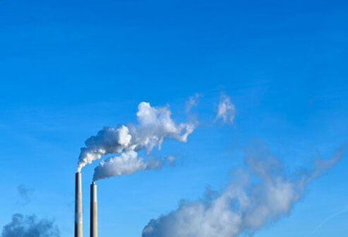 Tobacco is by far the biggest threat, but air pollution is a risk factor, too.