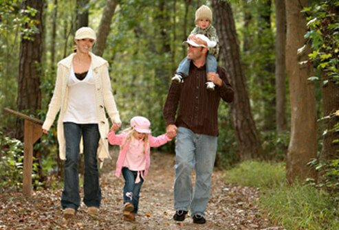 When outdoors, guard yourself from Lyme disease by using insect repellant and wearing long clothing to protect skin.