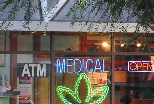 Medical Marijuana is legal in California and eight other states.