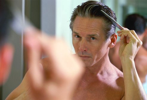 Rely on your doctor for recommendations for products to preserve your hair.