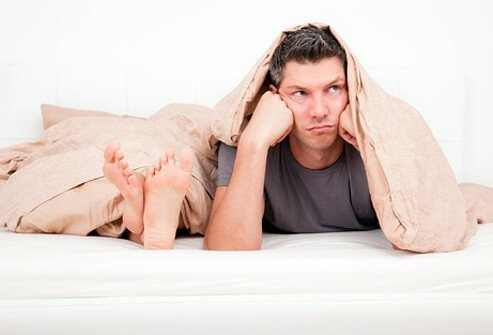 Men are often addled with anxiety, plagued by concerns over performance, and worried about the worthiness of their physique during sex.