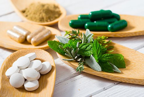 Some vitamins and supplements may be useful therapies.