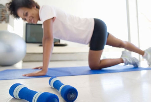 Rapid-fire circuits turn strength moves into calorie-torching, cardio work.