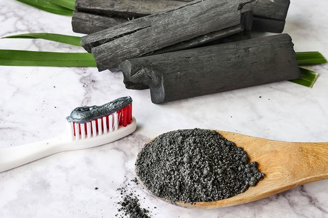 Activated charcoal pastes and powders have become popular choices for those seeking pearlier teeth.