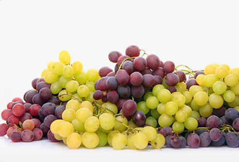 Imported grapes are more likely to have pesticide residues, and those residues are more likely to exceed FDA standards.
