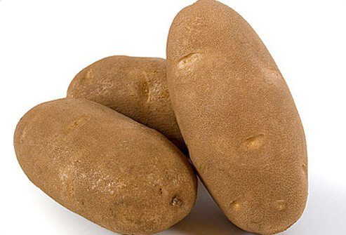 Potatoes grown organically or conventionally show similar nutrition values.