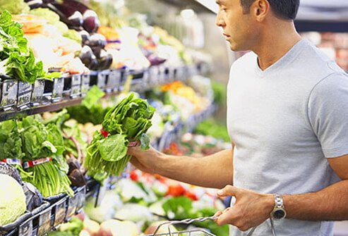 The US government grades organic foods, giving them one of three labeling categories.