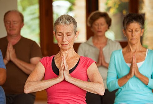 Yoga is a gentle way to improve your posture, balance, and coordination.