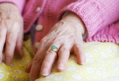Essential tremors may be confused with the tremors in Parkinson's disease.
