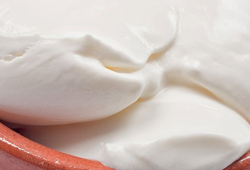 Full-fat yogurt supplies protein, calcium, and probiotics, and may help you maintain a healthy weight.