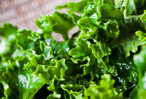 Kale is one of the most nutrient-dense leafy greens.