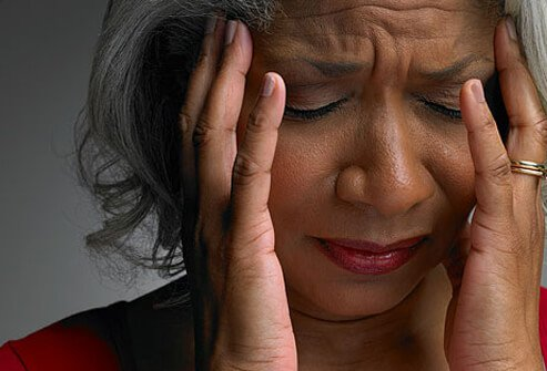 People with migraines are five times more likely to get depressed.