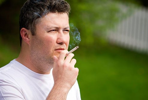 If you smoke, now is the time to quit.