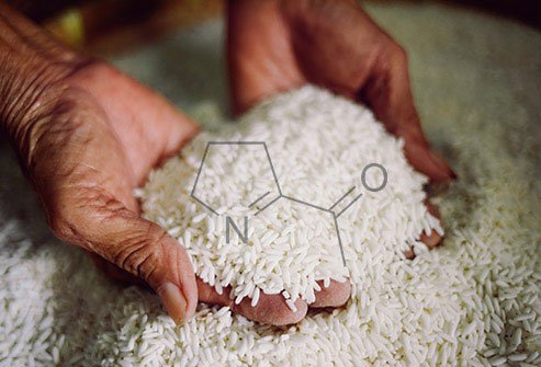 Basmati, jasmine, and others with a strong scent are known as aromatic rice.