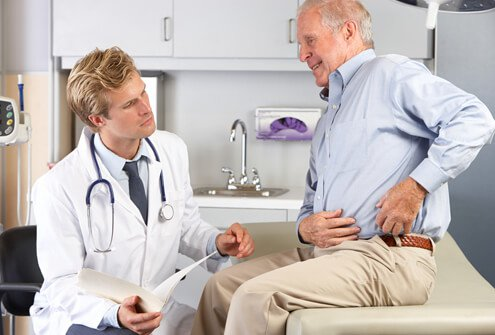 Your primary physician can refer you to see a specialist.