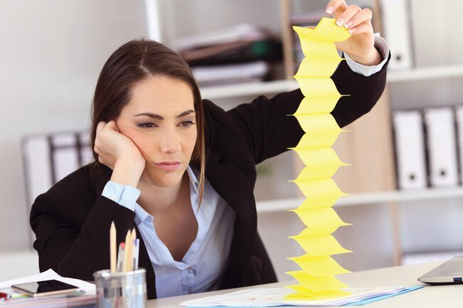 The third burnout pillar is a sense of incompetence, a feeling that you just can't be effective.