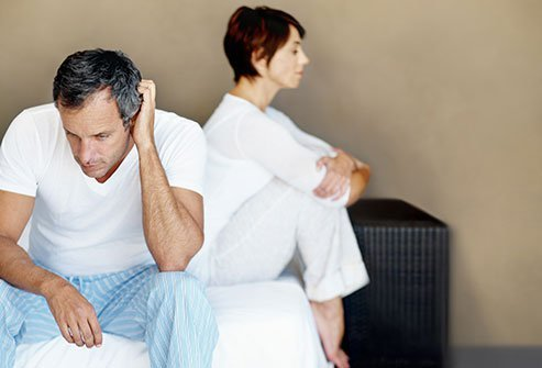 Some sleep disorders are linked to low libido and erectile dysfunction.