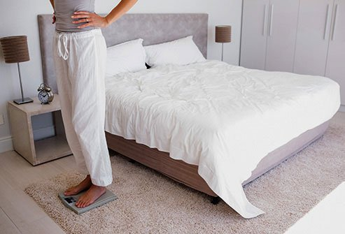 If you can't get to bed at a reasonable hour, it may cause you to gain weight.