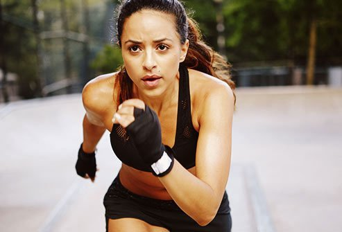 Extreme exercise can become addictive.