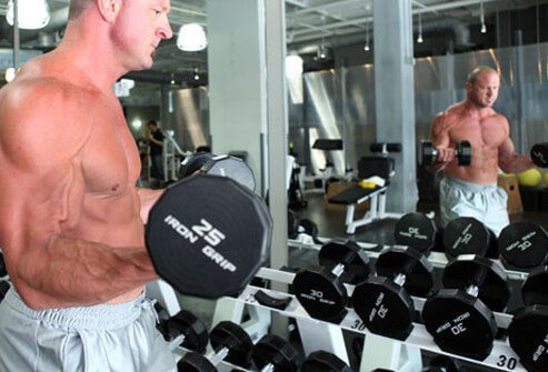 You can pump up your physique in less time than you might think if you're willing to sweat.