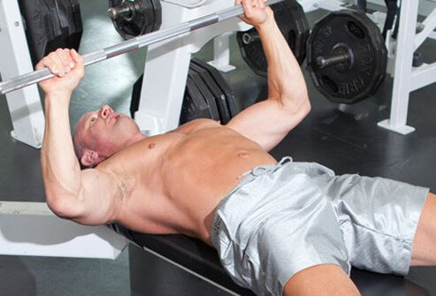 What's the right weight for you and the right number of times to lift it (reps)?