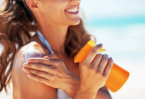 Few things take the fun out of a beach vacation like red, peeling skin.