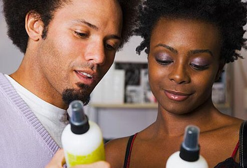 If you're concerned about parabens, you can find paraben-free beauty products.