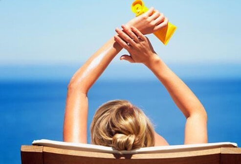 The ingredients in sunscreen have been used for many decades and are considered safe.
