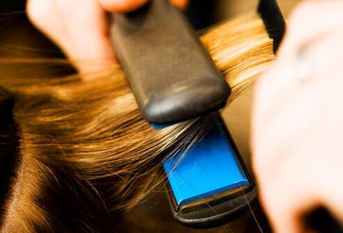 Conditioner can help you fight frizz by neutralizing the impact of static electricity.