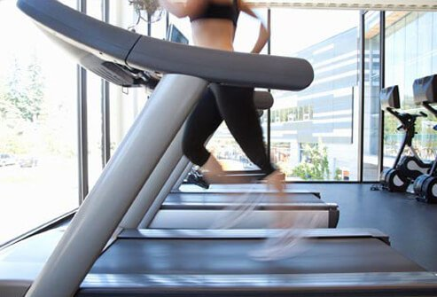Exercise may be useful in staving off the condition.