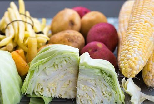 Love starchy vegetables like potatoes, yams, and corn?