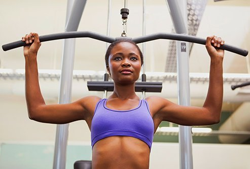 Getting in a morning workout can help you fall asleep more easily later on.