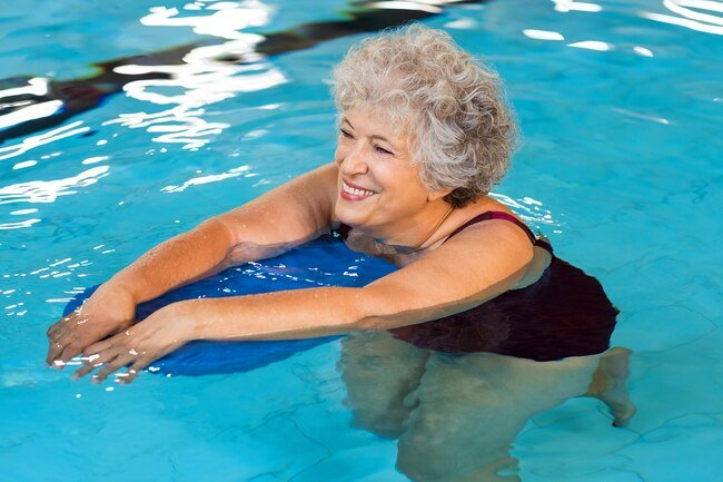 You can swim, play racket sports, and do many outdoor activities indoors.